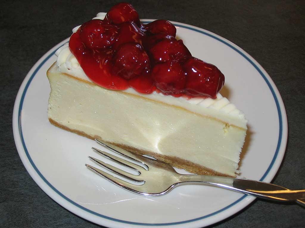 Cheesecake Sans Cuisson à la Cerise