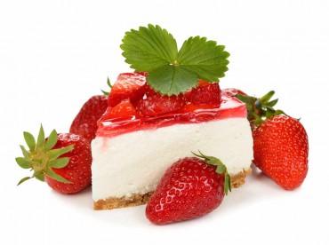 cheesecake-fraise