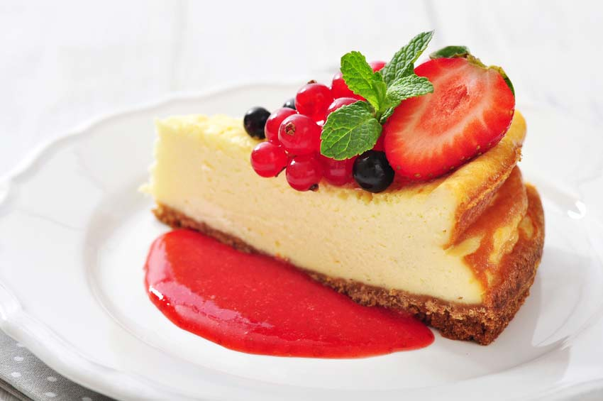 New York Cheesecake Traditionnel