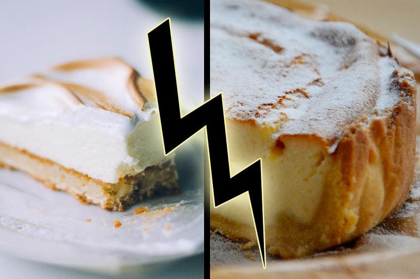 Cheesecake ou Gateau au Fromage Blanc