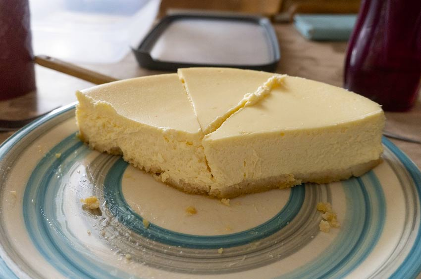 Cheesecake au Thermomix®